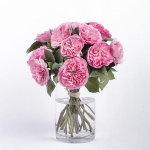 Букет Розовый закат