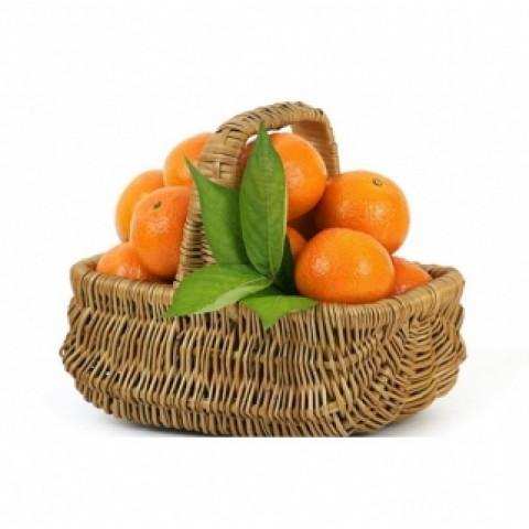 Лукошко мандаринов
