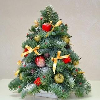 """Новогодняя Елка """"Яблочный штрудель"""""""