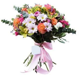 Букет Расцвет красоты