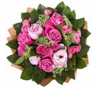 Букет Розовое чудо