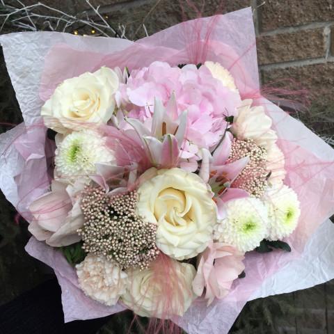 Букет Розовые мечты
