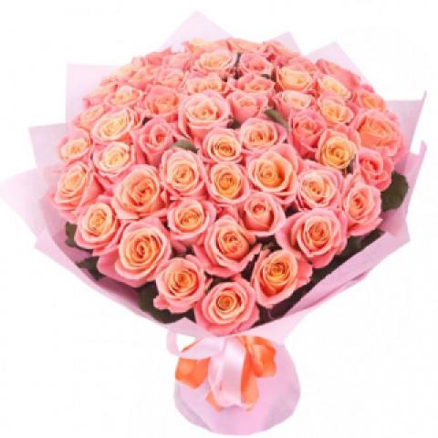 Букет Розовые причуды