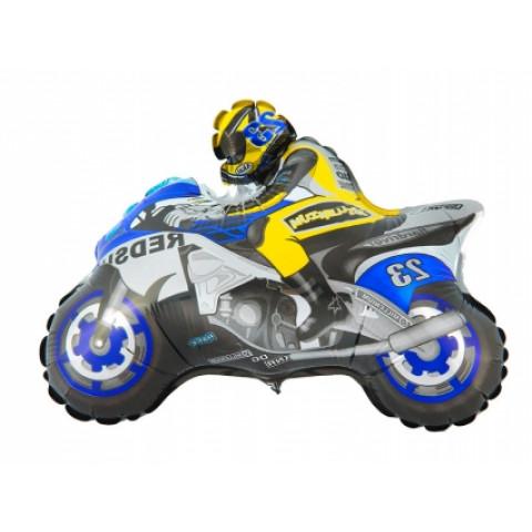 Шар фольгированный Мотоциклист