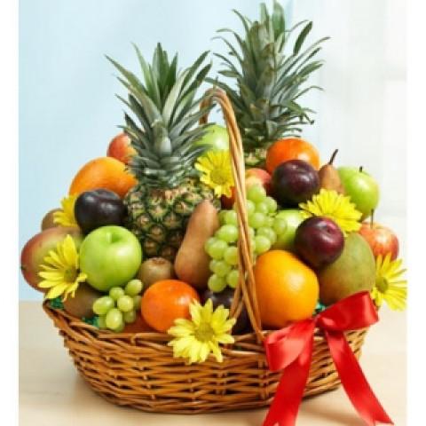 Средняя корзина фруктов