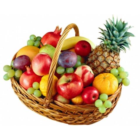 Стандартная корзина фруктов