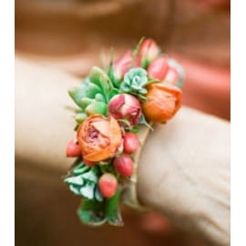 Свадебный браслет 10