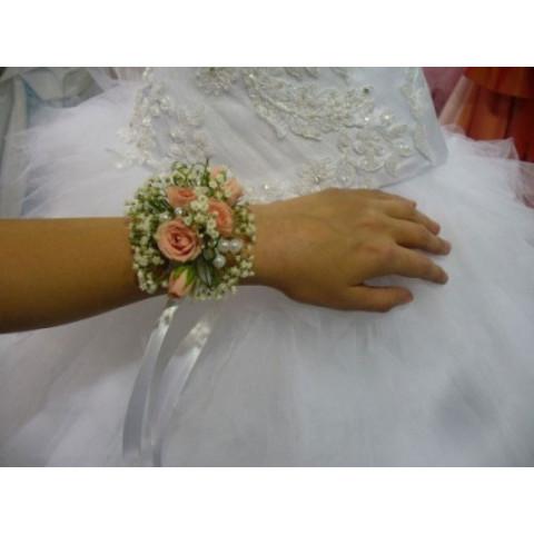 Свадебный браслет 12
