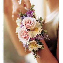 Свадебный браслет 15