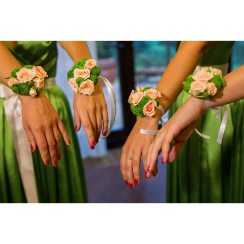 Свадебный браслет 18