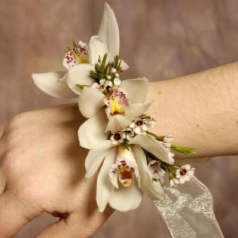 Свадебный браслет 19