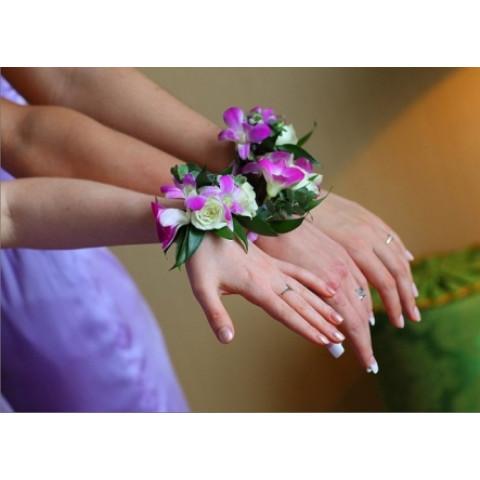 Свадебный браслет 28