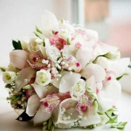 Свадебный букет фея