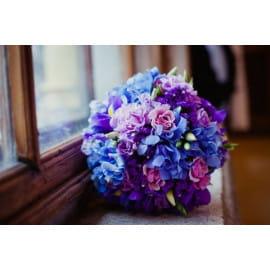 Свадебный букет искренние чувства