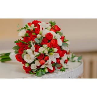 Свадебный букет сакраменто