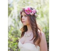 Свадебный венок 15