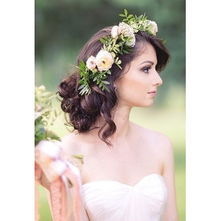 Свадебный венок 16