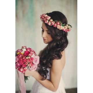 Свадебный венок 19