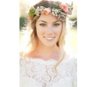 Свадебный венок 25