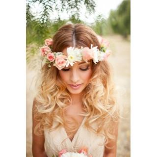Свадебный венок 5