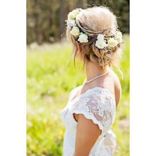 Свадебный венок 7