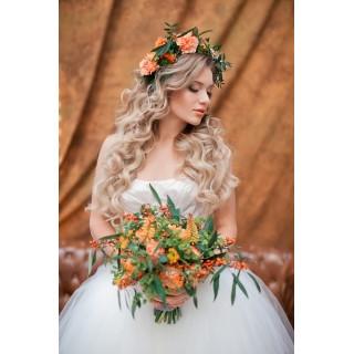 Свадебный венок 8