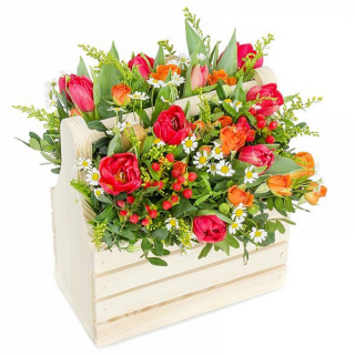 Весенний ящик