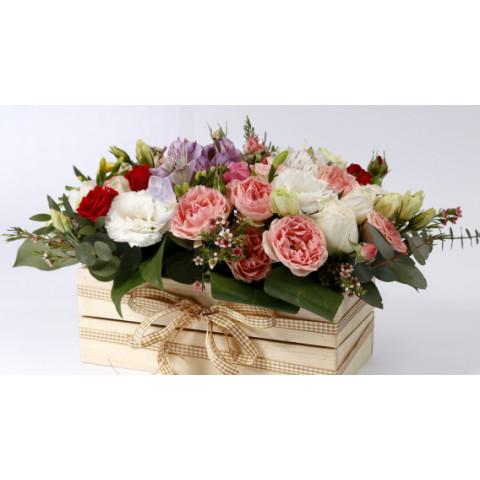 Ящик цветочный баланс