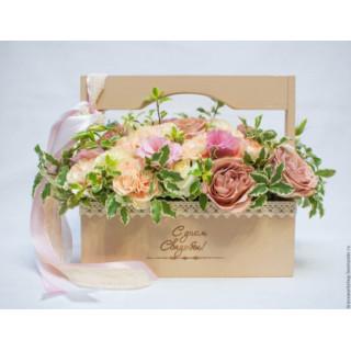 Ящик в день свадьбы