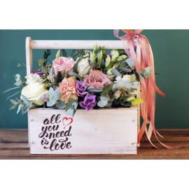 Ящик все что тебе нужно - любовь